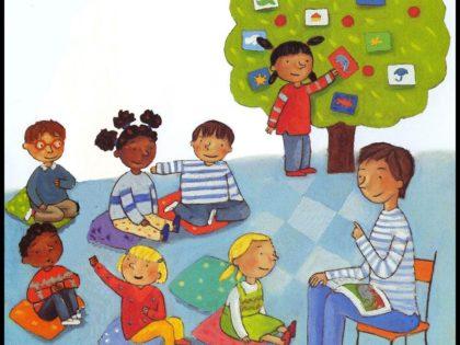Τα παιδιά μαθαίνουν καλύτερα με παρέα! Άρθρο της Ψυχολογοκοινωνικής ερευνήτριας  Αγνής Μαριακάκη.
