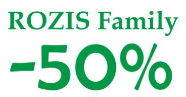 Rozis Family με έκπτωση -50%