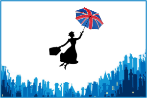Mary Poppins English Class!