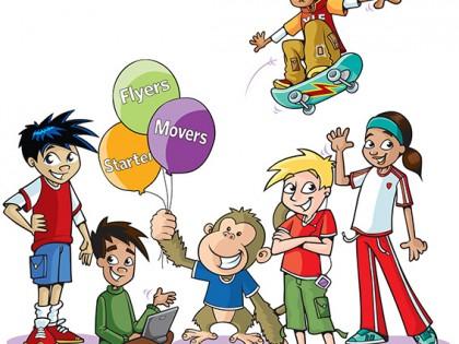Πιστοποίηση Γλωσσομάθειας Cambridge Young Learners