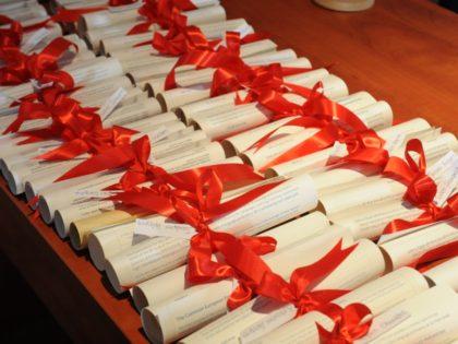 Τελετή Απονομής Πιστοποιητικών Γλωσσομάθειας εκπαιδευτηρίων Rozis