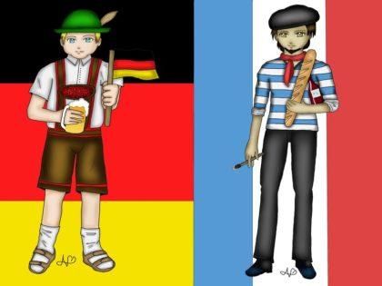Ξεκινάμε Γερμανικά & Γαλλικά παρέα. Είναι πιο ωραία!