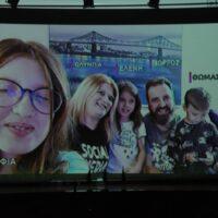 H οικογένεια Σεραφείμ με το εκπληκτικό της βίντεο, μας ξενάγησε στην πόλη Winnipeg του Καναδά.